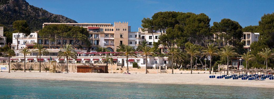 Villamil paguera club blaues meer reisen for Designhotel am strand