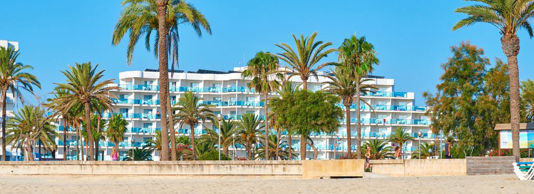Cala Millor Park Mallorca Club Blaues Meer Reisen