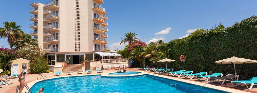 Vista Odin Hotel Mallorca Club Blaues Meer Reisen