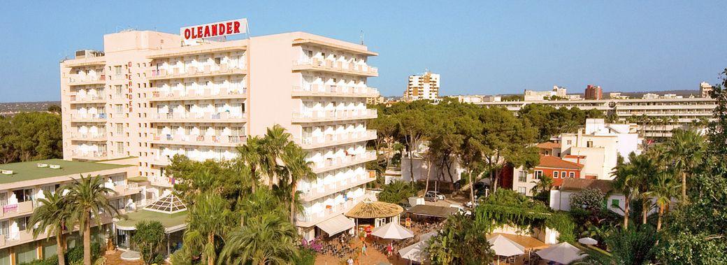 Mallorca Hotel Oleander An Der Playa De Palma