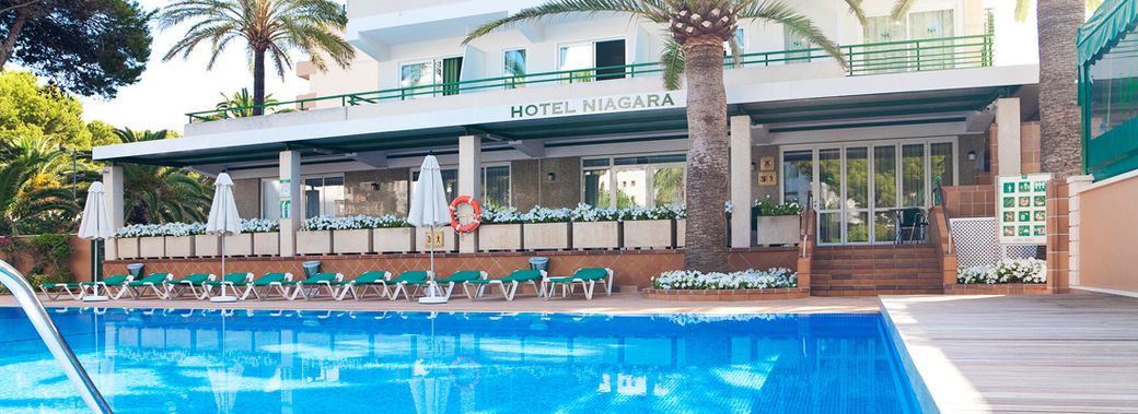 Renovierte Hotels An Der Playa De Palma