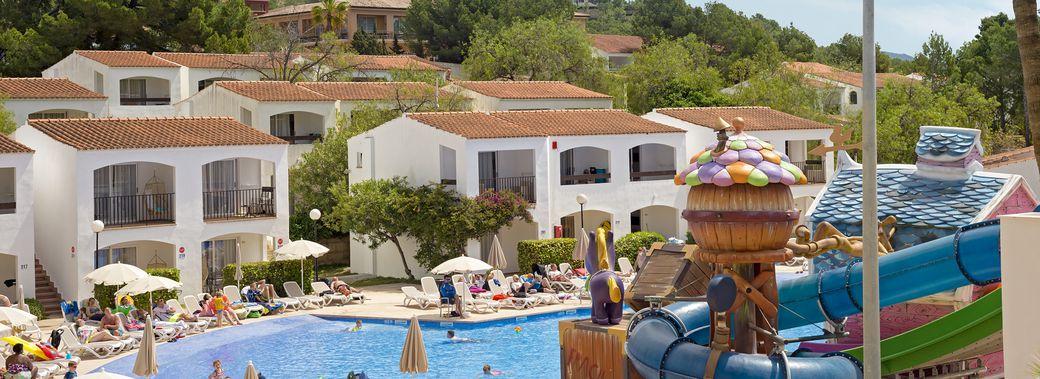 Fergus Hotel In Paguera Mallorca