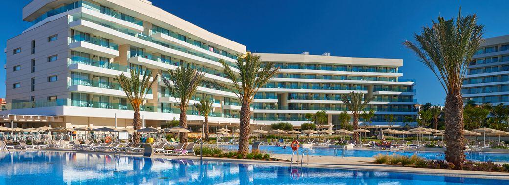 Hotel - Hipotels Gran Playa de Palma - Mallorca - Playa de Palma ...