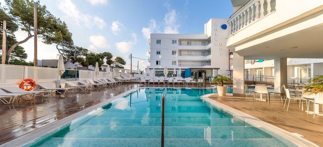 Hotel Triton Beach Cala Ratjada