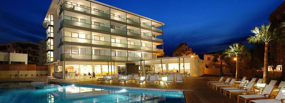 Renovierte Hotels An Der Playa De Palma Mit All Inclusive