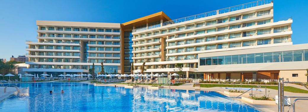 Hotel - Hipotels Playa de Palma Palace - Mallorca - Playa de Palma ...