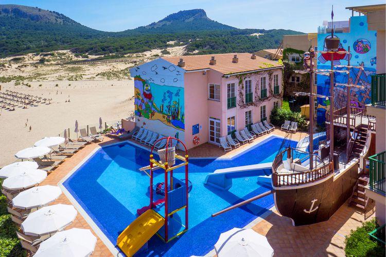 Viva Cala Mesquida Resort Club Blaues Meer Reisen