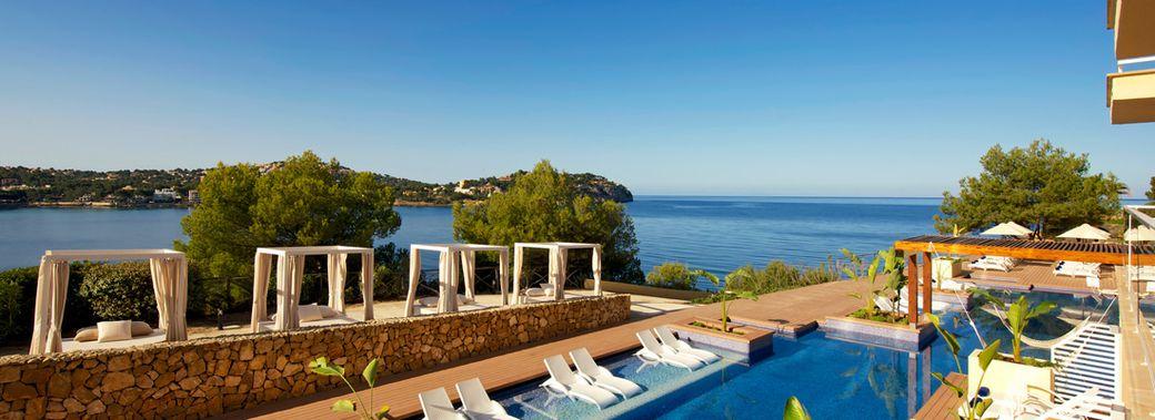 Iberostar jardin del sol santa ponsa club blaues meer reisen for Jardin del sol