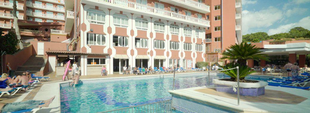 Hotel Serramar Luna Park Club Blaues Meer Reisen