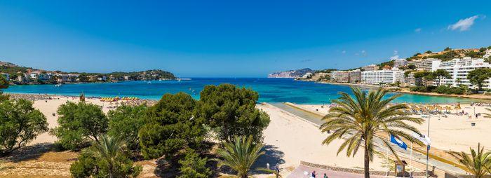 Santa ponsa mallorca club blaues meer for Designhotel am strand
