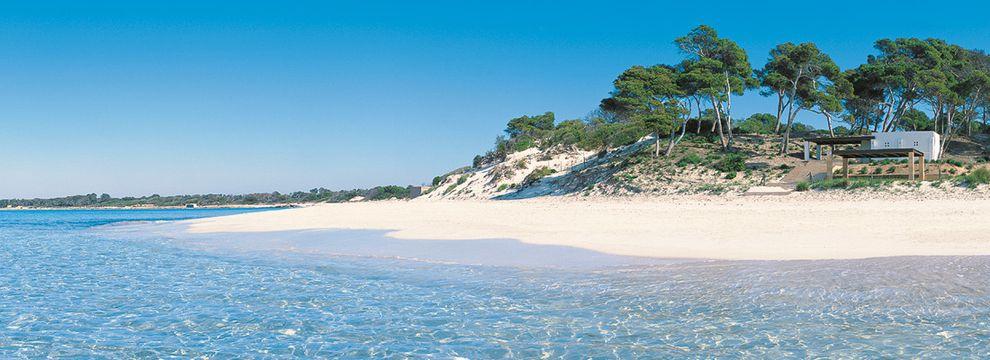 Start club blaues meer reisen for Designhotel am strand