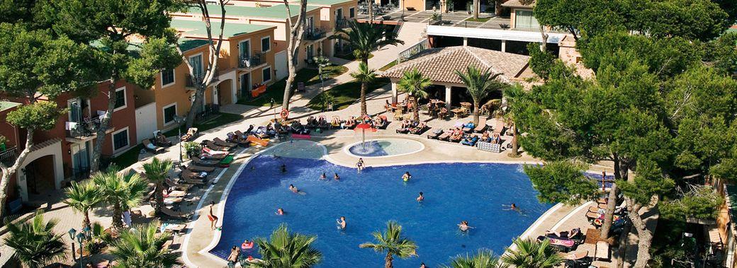 Hotel Barcelo Pueblo Park Playa De Palma Mallorca