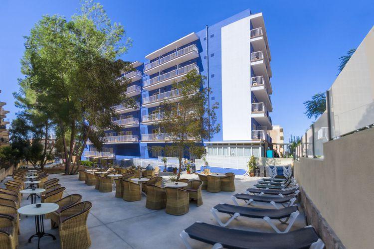 Paradise Beach Music Hotel Erwachsenenhotel