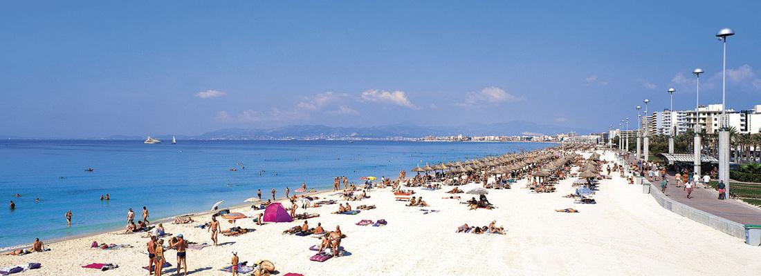 Mallorca Playa De Palma Hotel Oleander