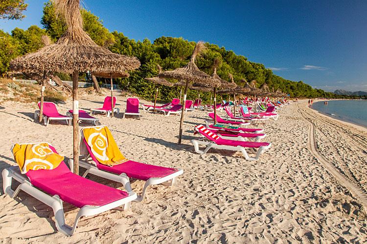 Viva tropic mallorca club blaues meer reisen for Designhotel am strand