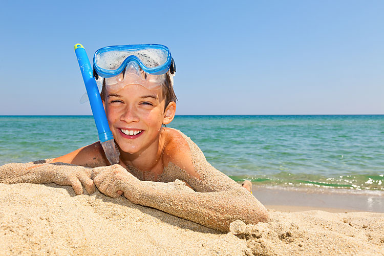 Roca plana club blaues meer reisen for Designhotel am strand