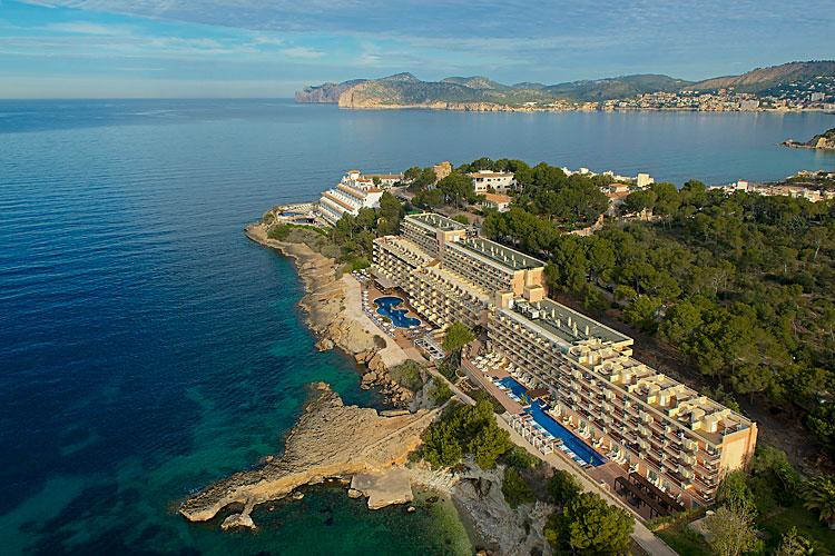 Hotel Mallorca Ruhig Am Meer