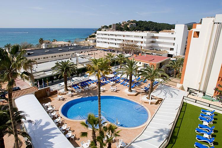 Hotel Olivera Paguera Mallorca