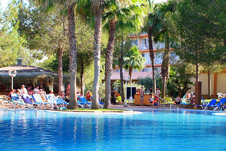 Hotel valentin park appartements club blaues meer reisen for Tolle hotels