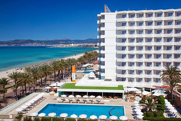 Palma De Mallorca Hotel Gran Fiesta