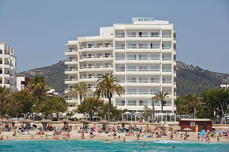 Hotel sabina cala millor club blaues meer reisen for 5 seasons designhotel bremen