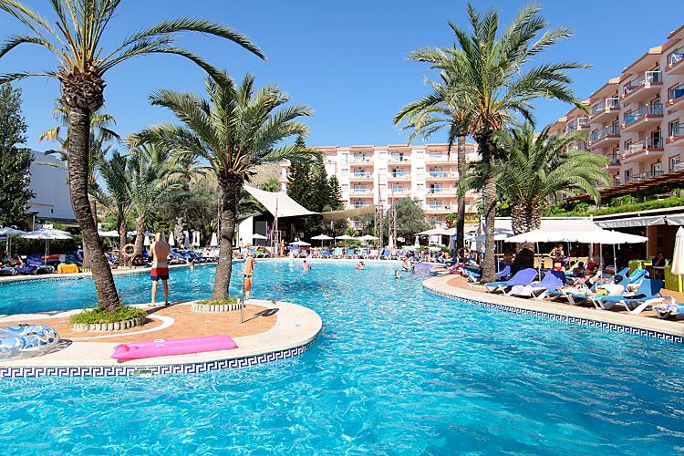 Hotel Viva Sunrise - Club Blaues Meer Reisen